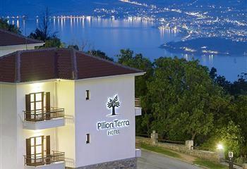 Hotel in Pelion, Greece Pilion Terra Hotel