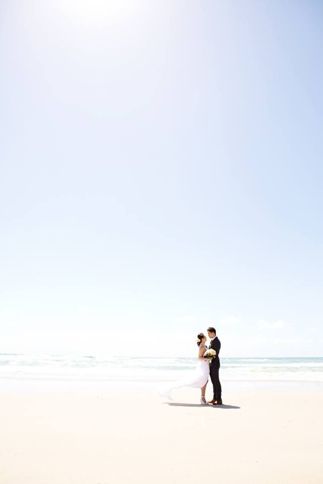 Noosa Beach Wedding shoot