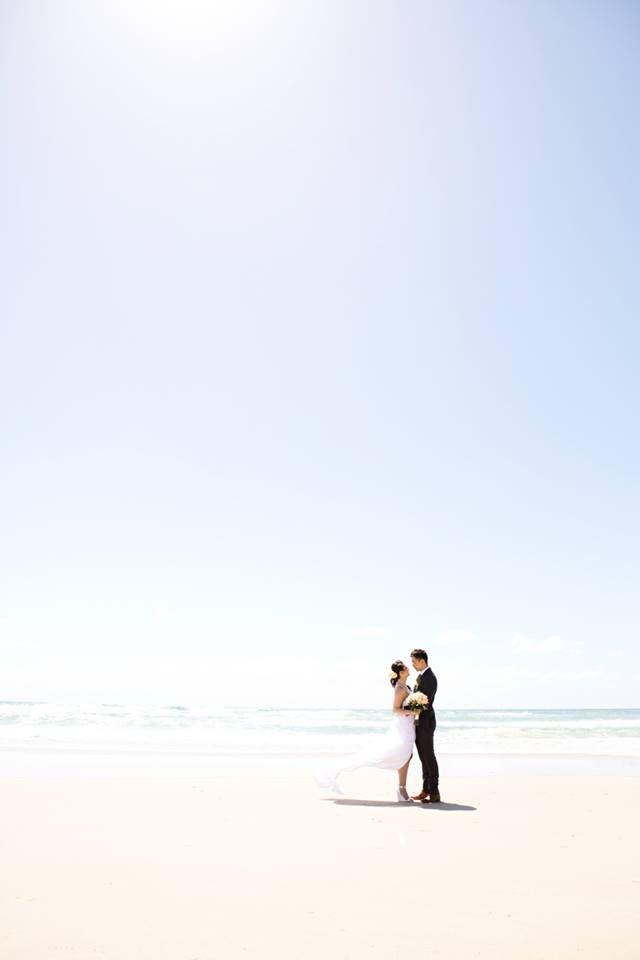Noosa Beach Wedding shoot