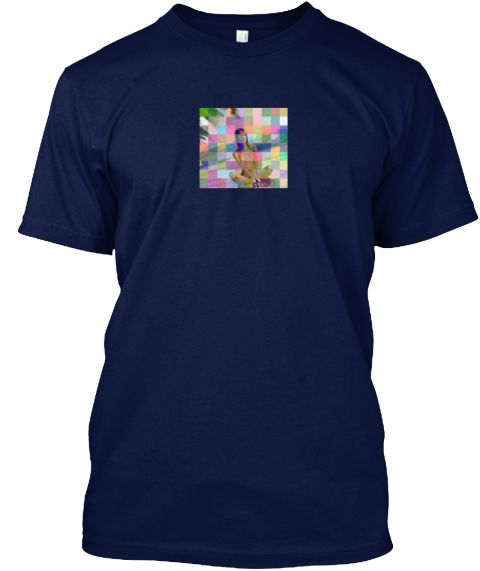 Inklicious Navy T-Shirt Front