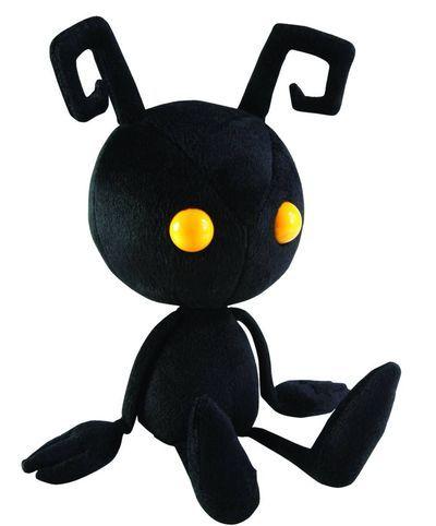 Kingdom Hearts Shadow Plush #KingdomHearts #toys #gamer