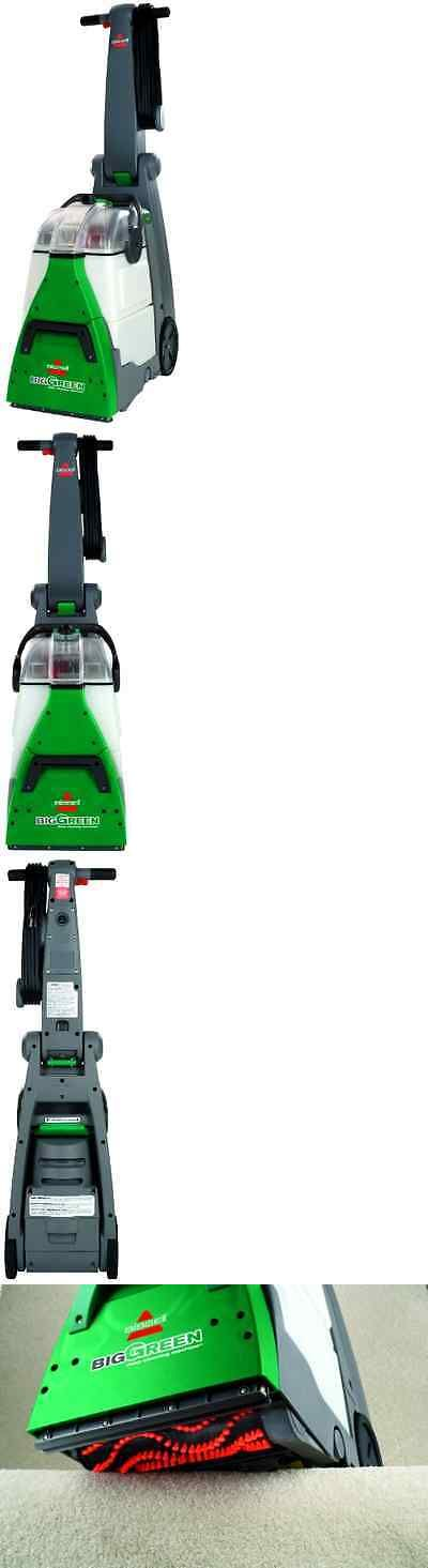 Carpet Shampooers 177746: Bissell Big Green Deep Cleaning Professional Grade Carpet Cleaner Machine New -> BUY IT NOW ONLY: $497.88 on eBay!