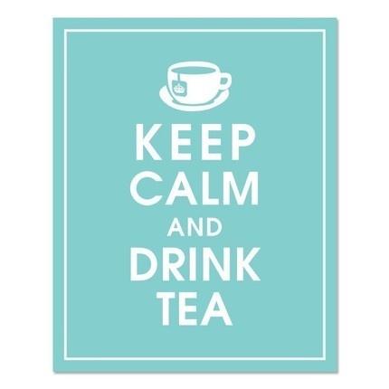 #KeepCalm and Drink Tea Keep Calm and #KeepCalm