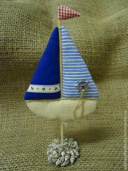Кораблик - кораблик,морская тематика,морская тема,подарок,оригинальный подарок