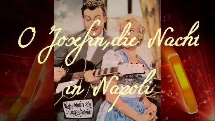 Peter Alexander - O J osefin , die Nacht in Napoli 1958 (+playlist)