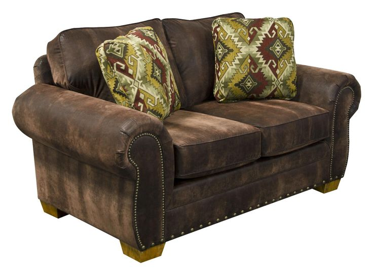 Walters Loveseat With Nailhead Trim By England Basement Possibilities Pinterest Walter O