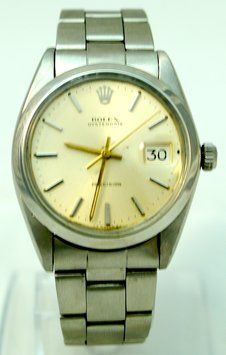 100% Authentic 1970's Mens Rolex 6694 Stainless Steel Watch w/Silver Dial. Get the lowest price on 100% Authentic 1970's Mens Rolex 6694 Stainless Steel Watch w/Silver Dial and other fabulous designer clothing and accessories! Shop Tradesy now