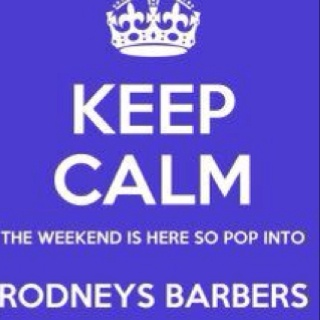 Neat cut, neat place, new website coming soon!!! Rodney's Barbers in Colchester Essex