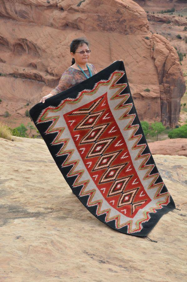 289 Best Navajo Weaving Images On Pinterest Navajo Rugs