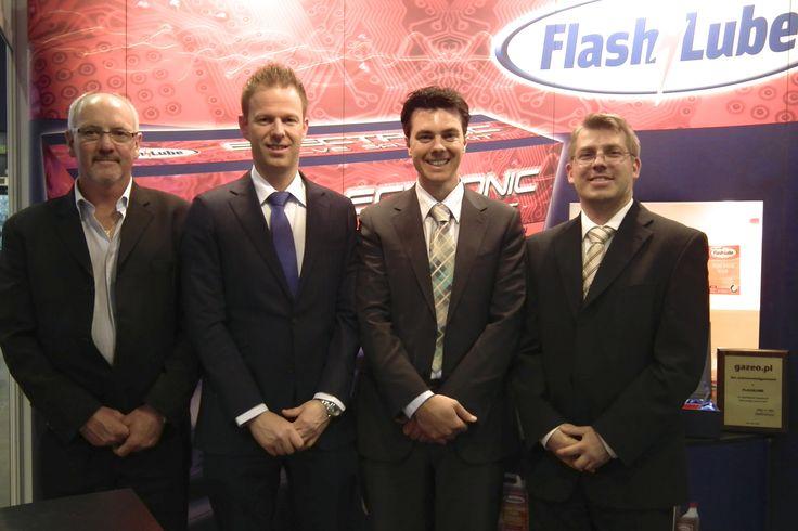 Jaroslav z českého zastoupení (zcela vpravo) se zástupci evropské kanceláře a australské centrály