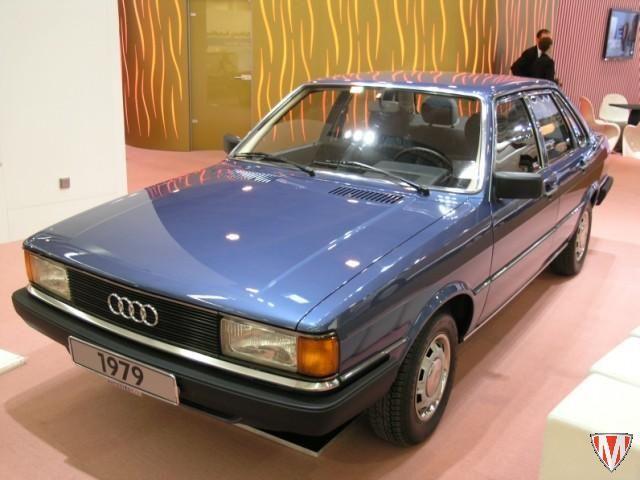 Audi 80 CL/GL/LS/GLS (1978-1983)