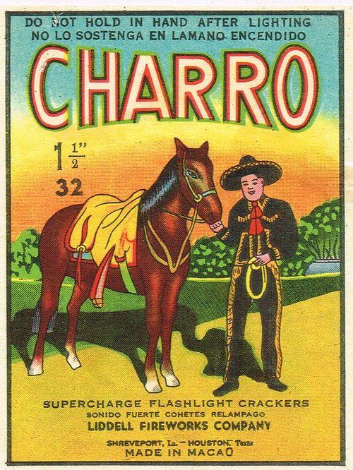 Charro  Firecrackers