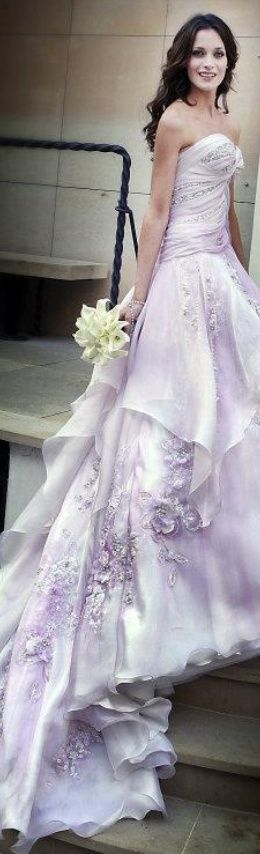 Blanka Matragi   ♥ lilac, lavender…lovely ♥