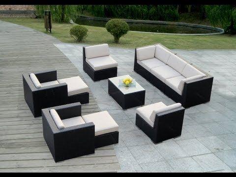 Discount Patio Furniture - ohana collection PN1001 Genuine Ohana Outdoor...