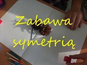 Zabawa symetrią - YouTube