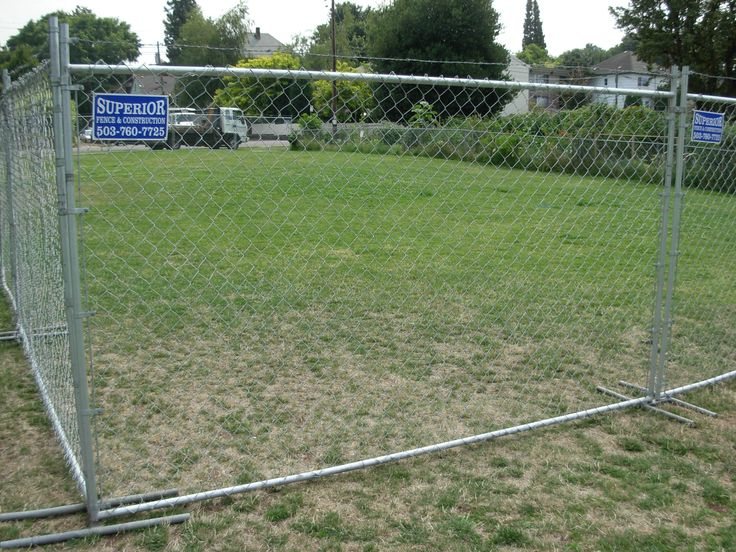 1000 Images About Chain Link Temporary Fence On Pinterest
