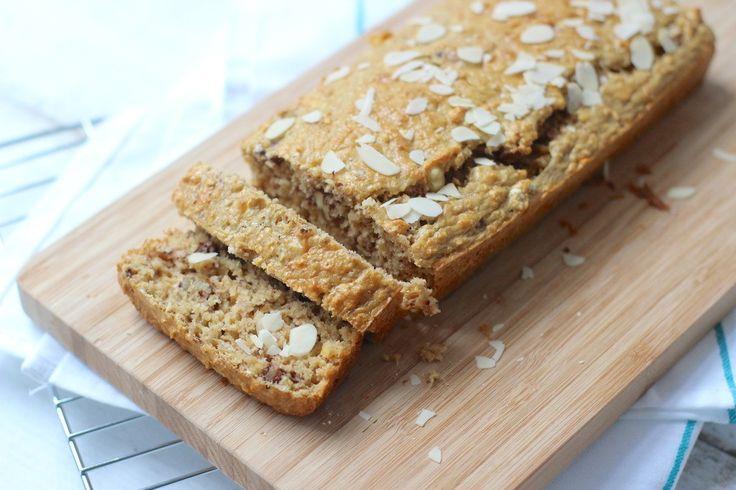Wist je dat je boter kunt vervangen voor appelmoes in bakrecepten? Maak eens dit recept voor een gezond brood!