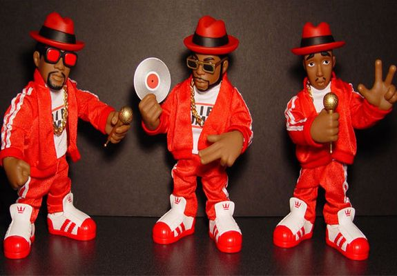 Run Dmc Action Figures Action Figures Art Toy
