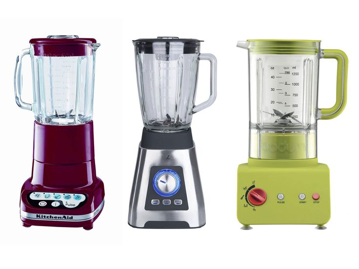 Come January, most of us resolve to eat more healthily, cook more and make sure we get our five a day. Sometimes not having the right equipment can make it feel like a bit of an effort. In search of the quickest, no-mess way to knock up yummy smoothies and soups, we put jug blenders to the test.