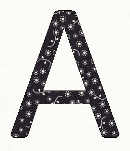 Printable Alphabet Letters Calibri Font alphabet by lintin on Etsy