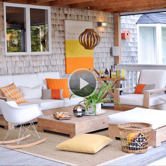 stylist and luxury better homes and gardens outdoor cushions. Watch Deck Decorating  Styling Tricks in the Better Homes and Gardens Video 34 best My Dream Backyard images on Pinterest Outdoor rooms