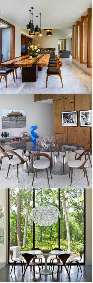 pretty home designs furniture.  Dining Rooms with Wooden Chairs Want some dining room inspiration Here is a gorgeous list for you You might have seen in Home Design Lover that 42417 best home DECORATION images on Pinterest Homes