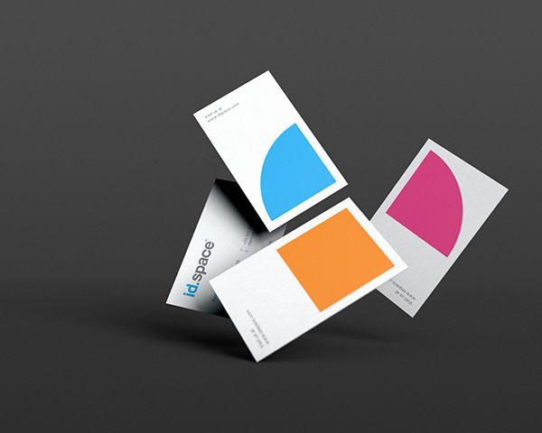 idspace by Romain Roger, via Behance