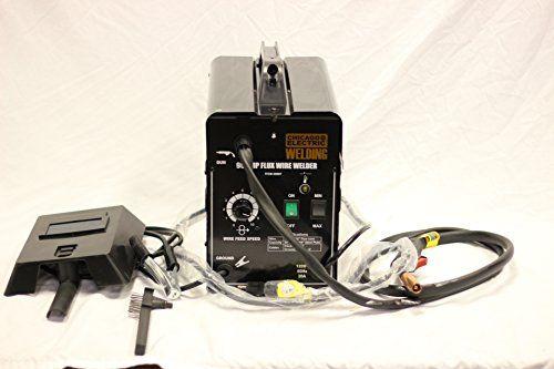 Cheap Chicago Electric Welding Systems 90 Amp Flux Wire Welder deals week