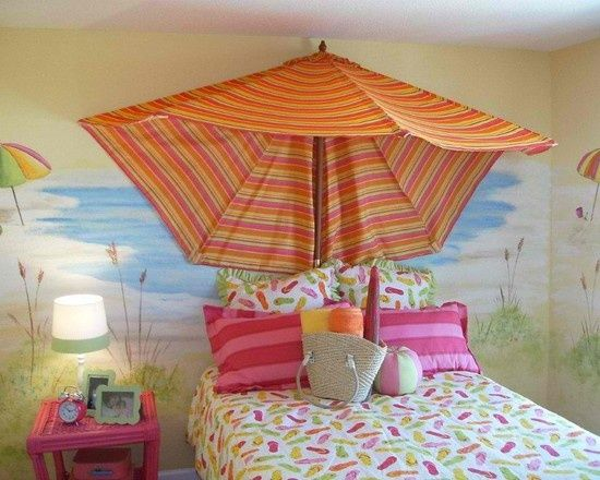 441 best images about beach theme bedroom on pinterest - Beach themed bedrooms for girls ...