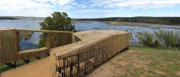 Name Observatory, Birdwatching Circuit / Mauricio Orlando Rojas Riquelme