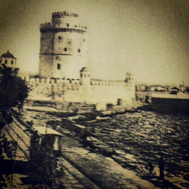 Ο Λευκός Πύργος πριν έναν αιώνα