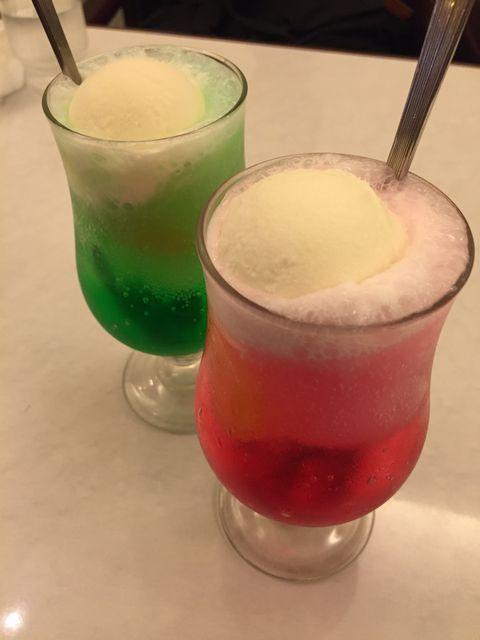 【浅草にある老舗の喫茶店】サンパウロの「クリームソーダー」