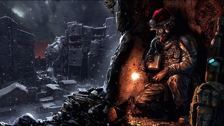 Christmas, Fallout Wallpaper
