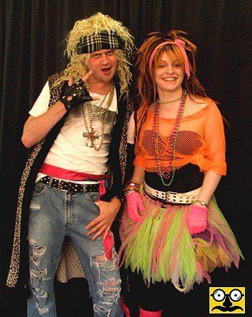 80s rocker costume ideas