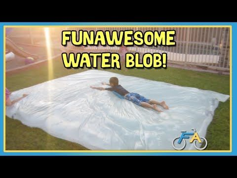 Add Some Splash To Your Outdoor Summer Fun: Make A Water Blob!