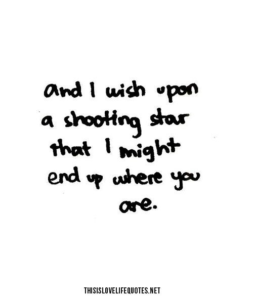 i need a shooting star galaxy quote - photo #36
