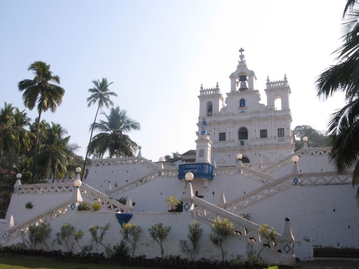 Church Panjim Goa