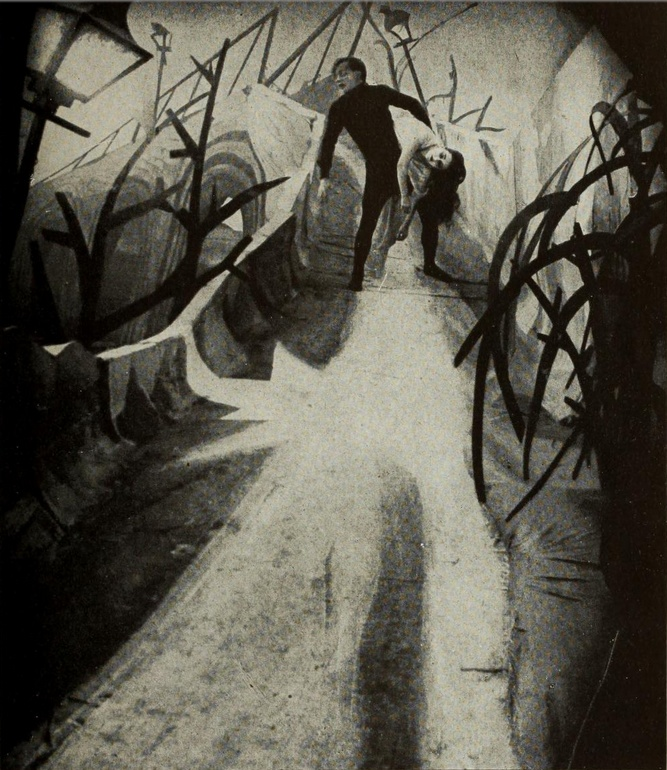 'The Cabinet of Dr. Caligari'