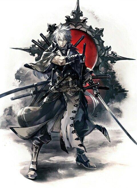 Drak Kego - King & Master of the Shadow Guild.