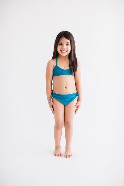 toddler bikini little girl oliviaandocean olivia & ocean swimsuit bathing suit boutique los angeles made in america usa