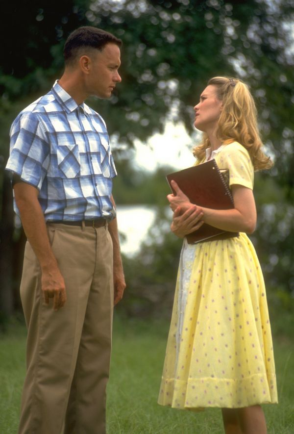 "Tom Hanks & Robin Wright ""Forrest Gump"" (1994)"