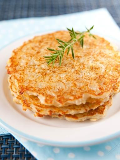 Galettes de pomme de terre - Recette de cuisine Marmiton : une recette