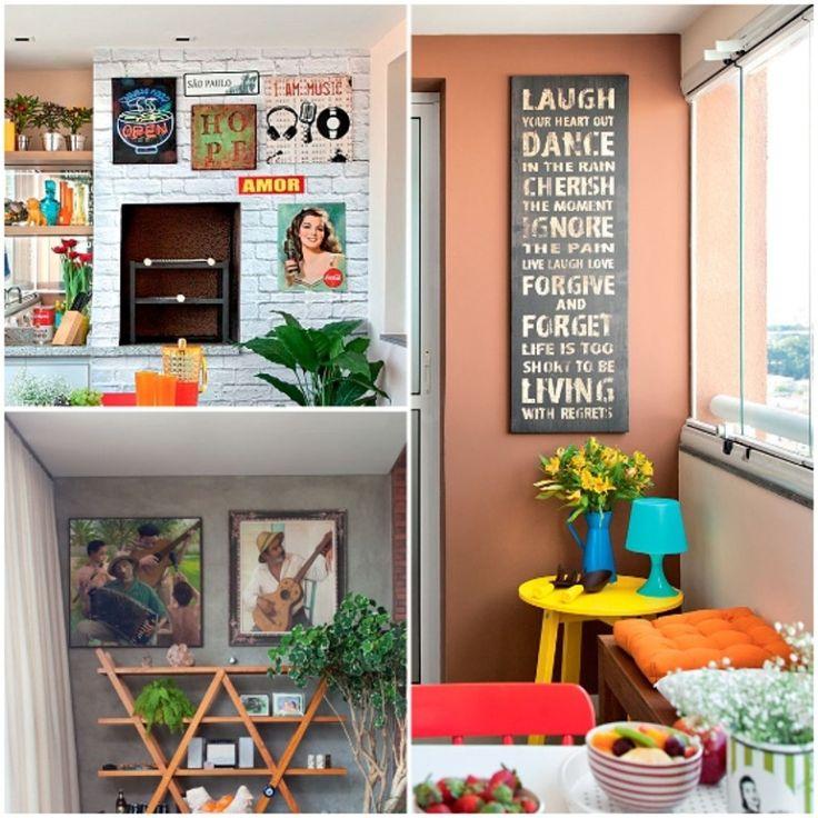 Die besten 25+ Varandas decoradas Ideen auf Pinterest kleine - kuchengestaltung mit farbe 20 ideen tricks