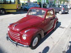 Fiat - 500C - Topolino 1950 / / vendidos sem preço de reserva