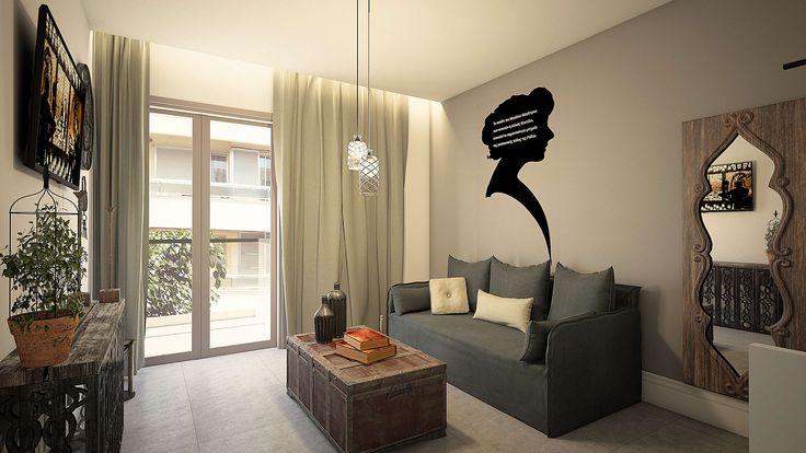 Castro Junior Suite, Elakati Luxury Boutique Hotel, Rhodes , Greece