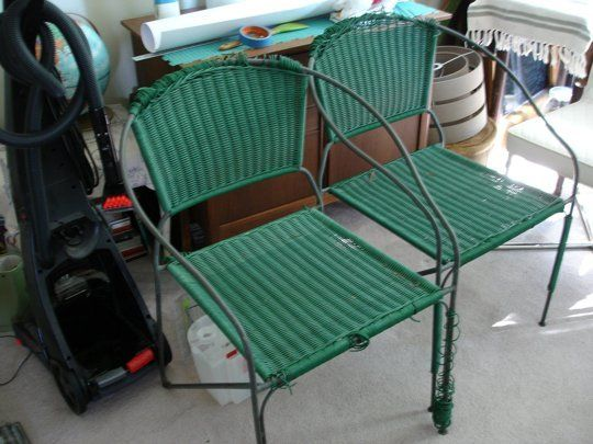Replacement Material For Weaving On Outdoor Chairs