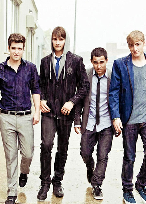 Big Time Rush || Kendall Schmidt Logan Henderson James Maslow Carlos Pena
