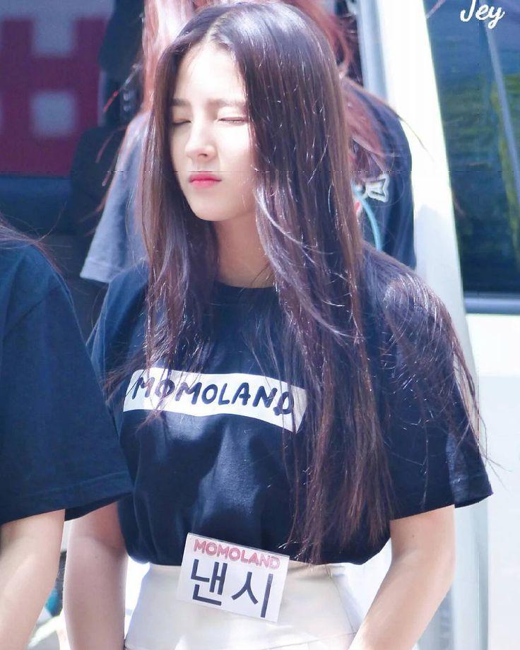 [160827] arrive Sangam Fanmeeting. #Momoland #모모랜드 #Nancy #낸시 #Mnet #엠넷 #DubleKickCompany | ©® jey