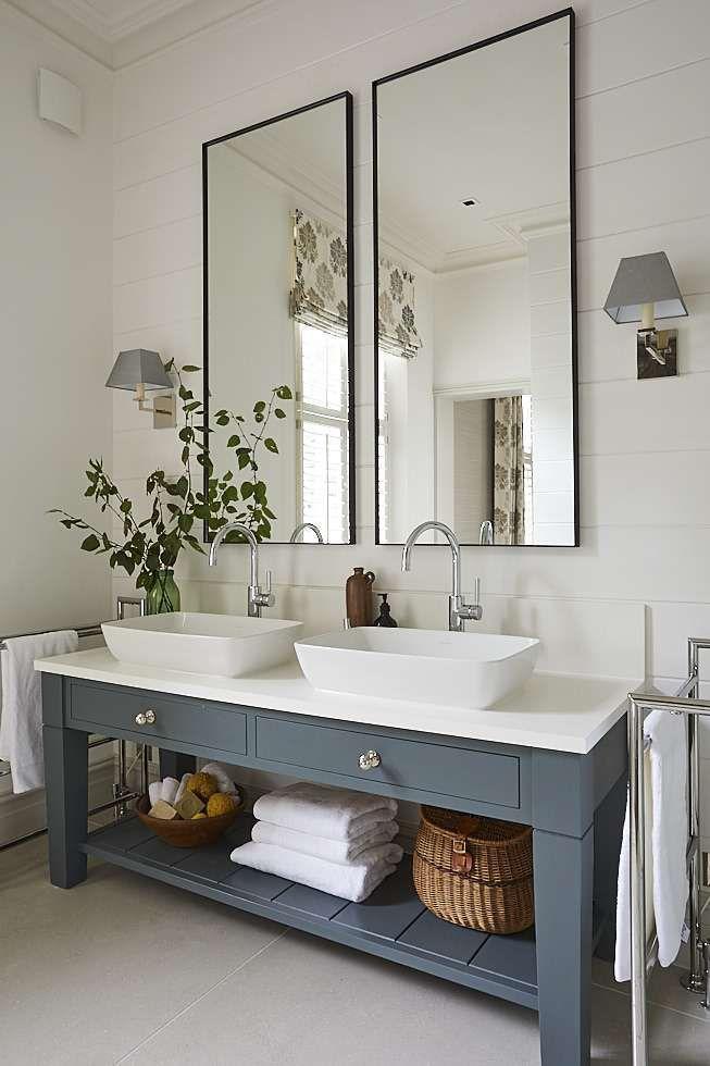 Badezimmer Auf Englisch. badezimmer mit tapete deco palm von cole ...