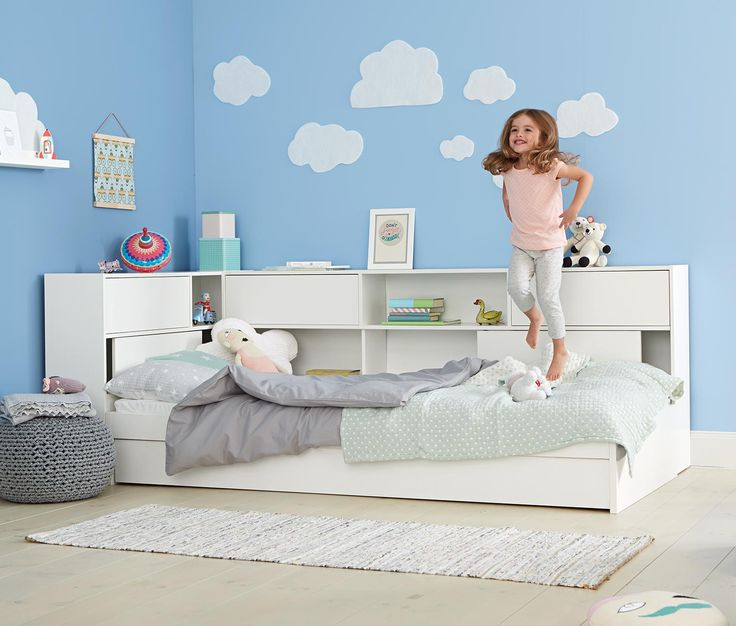 Łóżko dziecięce z przestrzenią do przechowywania 325877 w Tchibo
